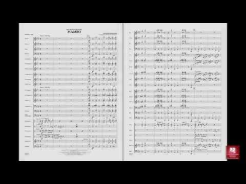 Mambo (from West Side Story) by Bernstein/arr. Sweeney