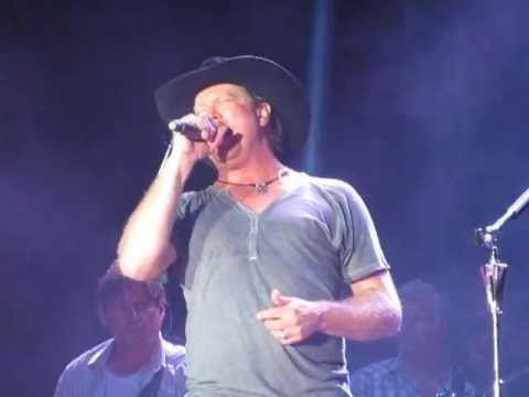 Tracy Lawrence - If I Don't Make It Back (Denton, MD, 8/25/13)