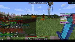 KITPVP game in the CRAFTWORLD server ep 1 GET REKT