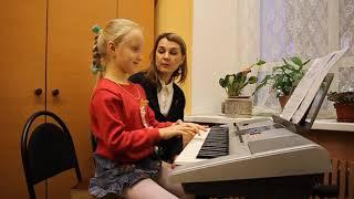 открытый урок в классе клавишного синтезатора на начальном этапе обучения