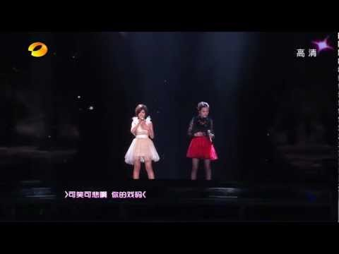 Wu fa yuan liang live perf @ HNTV Countdown concert