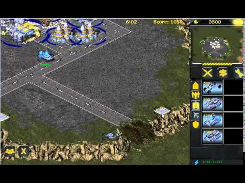 RedSun RTS for Android mission defence