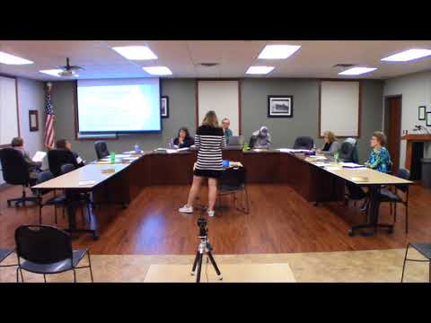 Committee of the Whole Village of Hortonville 10/05/2017 UW Extension Session - Open Meetings Law