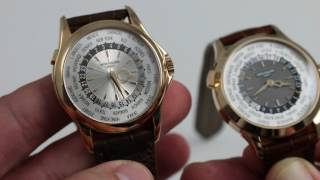 Patek Philippe Complications World Time 5230R Luxury Watch Review