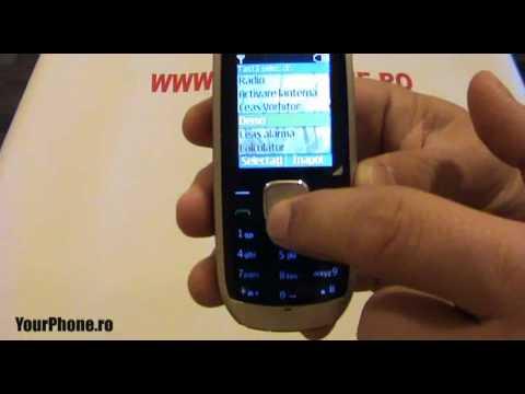 Nokia 1800 Review in Romana