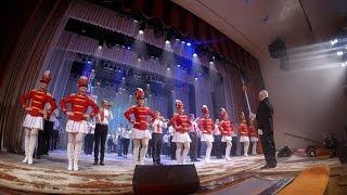 Отчётный концерт БГИИК за полторы минуты