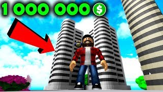 I BOUGHT A SKYSCRAPER FOR 1 000 000 $ | ROBLOX #admiros