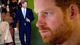 This Is What Prince Harry Is B-anned From Doing Now That He's Stepped Do-wn