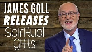 James Goll Beat Cancer & Releases Spiritual Gifts to You! | Sid Roth's It's Supernatural!