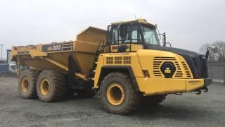Komatsu HM300 Thirty ton dum truck for sale