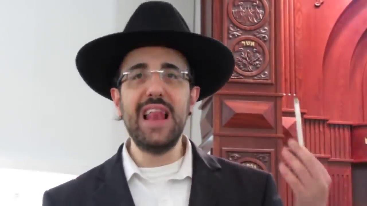 הגאון הרב מאיר אליהו l הכנה לליל הסדר l חלק א'  משכן יהודה