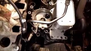 видео Масляный фильтр на Audi Q7  - 3.0, 3.6, 4.1, 4.2, 5.9 л. – Магазин DOK | Цена, продажа, купить  |  Киев, Харьков, Запорожье, Одесса, Днепр, Львов