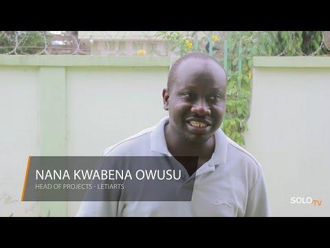 Ghanaian Tech StartUp -  LetiArts