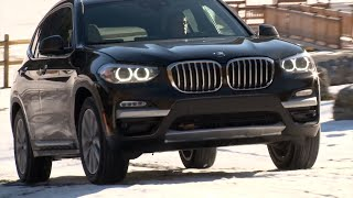 BMW X3 xDrive30i 2018 | Complete Review | with Steve Hammes | TestDriveNow