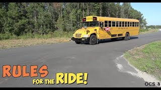 Rules for the Ride - Team Bus Safety