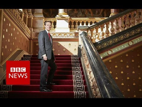 Selling Brexit Britain Around The World - BBC News