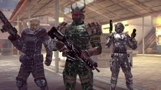 Modern Combat 5  - COMO CUANDO SALVAS ATU EKIPO V: