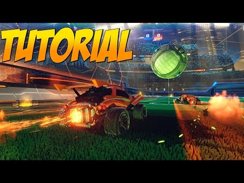 TUTORIAL||FREESTYLE Y TOQUES POR LA PARED||ROCKET LEAGUE