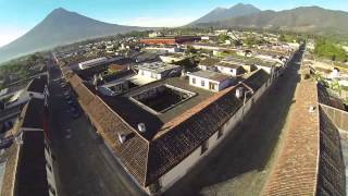 Travelling GUATEMALA / DRONE + Gopro