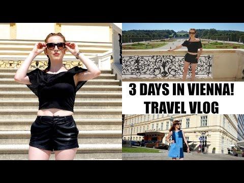 3 DAYS IN VIENNA, AUSTRIA | BECBOOP TRAVEL VLOG