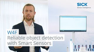 Reliably detect shiny, high-contrast and transparent objects and use data | SICK AG