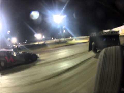 Joey Galloway #01 - USMTS Featherlite Fall Jamboree at Deer Creek Speedway