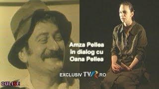 Amza Pellea în dialog cu Oana Pellea