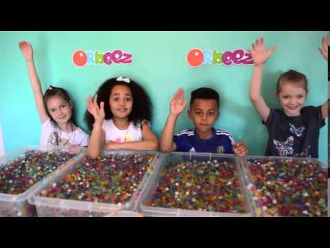 Orbeez Challenge 3 Super Sour Warheads Mlp Shopkins Lps