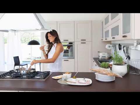 cucina lube classica Modello Claudia - YouTube