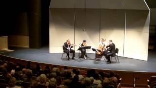 Bela Bartok Quartet No. 5 - V. Finale: Allegro vivace