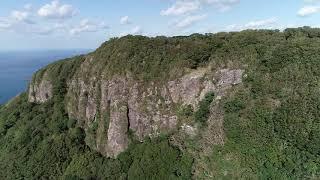 【山頂空撮】長崎県平戸市 安満岳【PHANTOM4pro空撮】