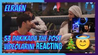 Elraen 53 Dakika The Post Videolarını İZLİYOR