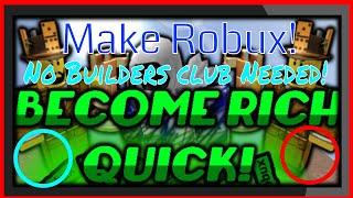 كيفية جعل Robux كما Nbc أو قبل الميلاد على Roblox!