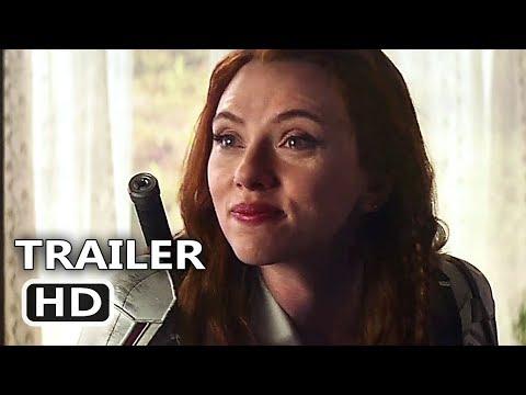 BLACK WIDOW Trailer (2020) Scarlett Johansson Movie