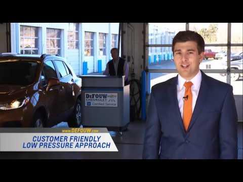 DeFouw Chevrolet Dealership in Lafayette, IN | Serving