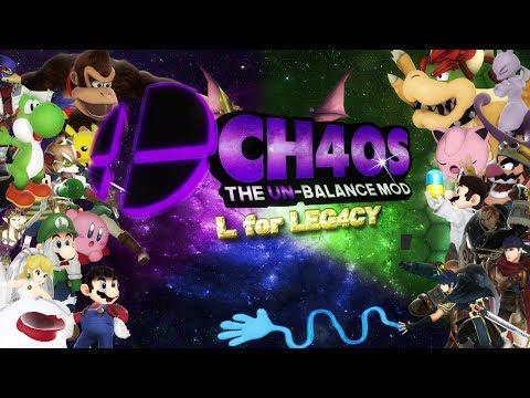 CH4OS THE SEQUEL - A Smash 4 Mod Featuring Ninkendo