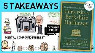 THE UNIVERSITY OF BERKSHIRE HATHAWAY (BUFFETT & MUNGER ADVICE)