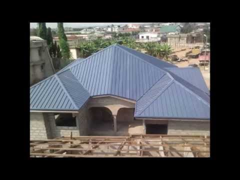Prices Of Roofing Sheets In Ghana  | Cost Of Roofing Sheets 2014