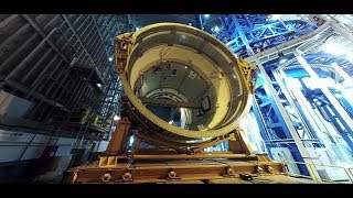 Step Inside NASA's Rocket Factory: The Michoud Assembly Facility thumbnail