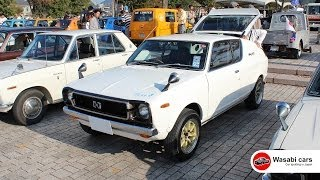 Cherry Condition: A 1973 Nissan Cherry X-1R!! (KPE10)