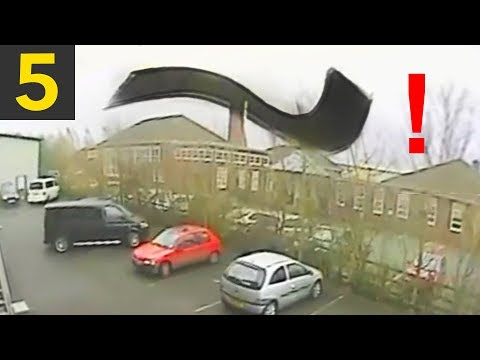 Top 5 Roofs that got Blown Away by Wind