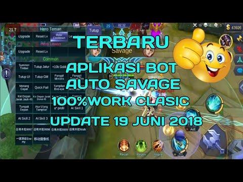 DOWNLOAD APK BOT PERMANENT TERBARU MOBILE LEGEND #Mobile Legend