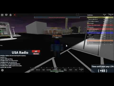 ROBLOX - Director of National Intelligence Abusing his Power.