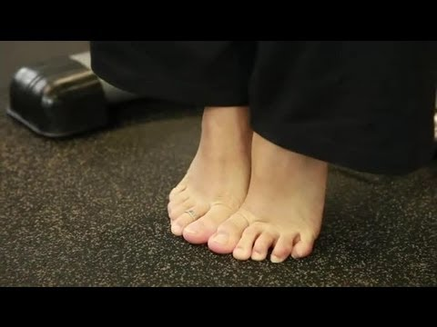 Exercises to Strengthen Toes & Feet : Exercise Plans