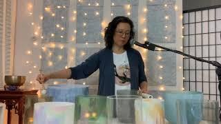 Energy Sound Meditation with Bernadette Yao
