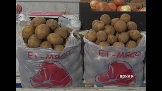 Ажиотажного спроса на продовольственные товары, вызванного пандемии, в нашем регионе нет