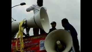Rapat Akbar Buruh Bekasi (29/9)