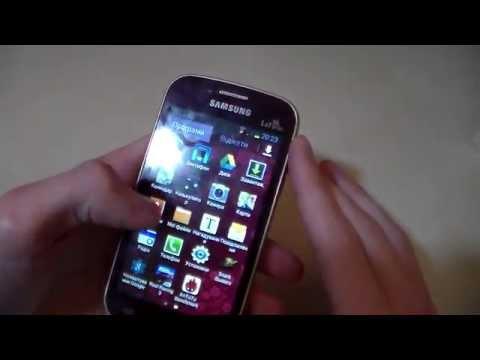 Обзор Samsung Galaxy Trend (LaFleur) плюсы и минусы.
