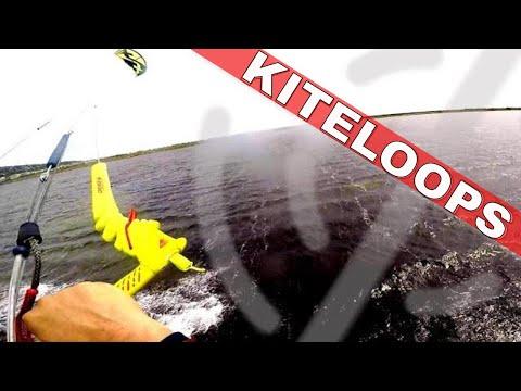 KITELOOPS ... Progresser en douceur | GoPro Kitesurf VLOG #4 | LAB TV ⭐