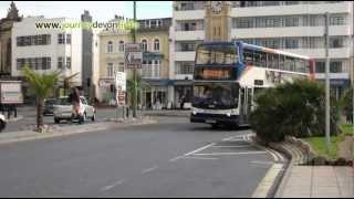 Journey Devon: Bus Route 11 Teignmouth - Torquay